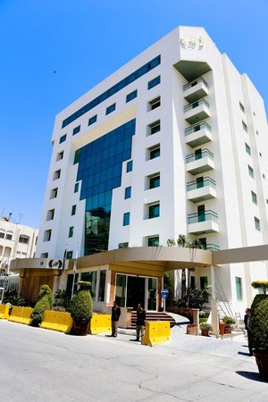Photo of Bristol Hotel Amman