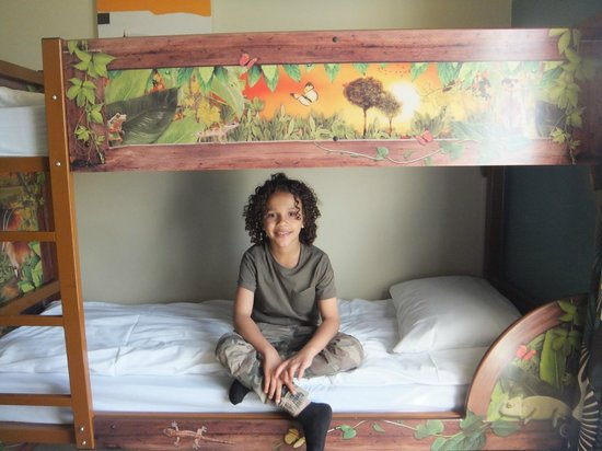 Holiday Inn London - Chessington: kids bunk beds