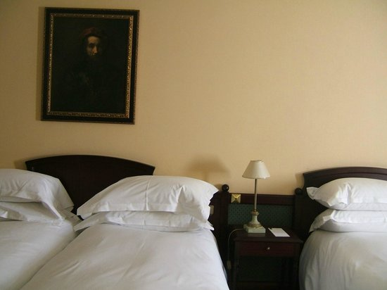 Chambre Picture Of The Convent Hotel Amsterdam