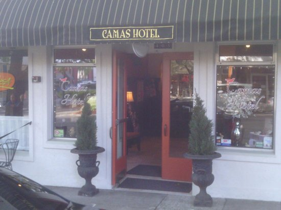 Hotel Camas in Camas Washington