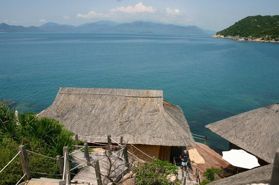 Six Senses Ninh Van Bay: water villa 5