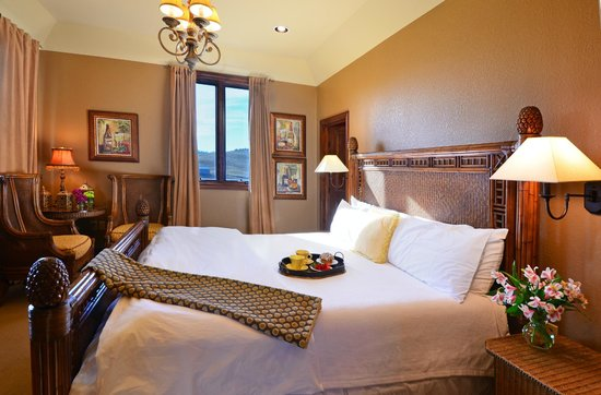 Seyval Suite at Banner Elk Winery & Villa