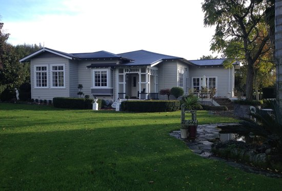 Cambridge, New Zealand: Blairgowrie House