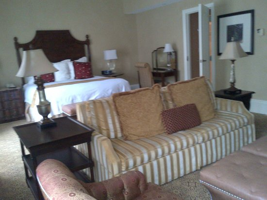 The Roosevelt New Orleans, A Waldorf Astoria Hotel: superior room