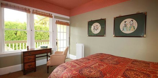 Oak Bay Guest House: Oriental Suite