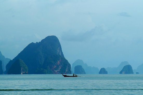 Thalang District, Thailand: Phang Nga Bay