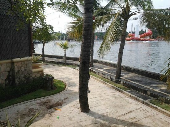 Putri Duyung Ancol: view from the room