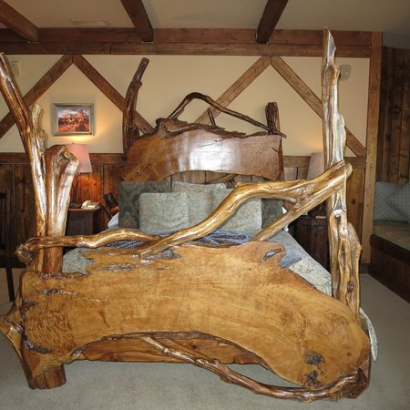Adobe Grand Villas: Bed in Timbers