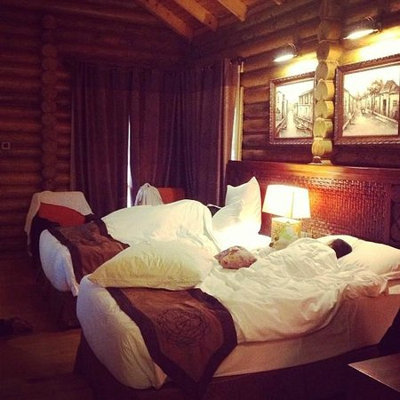 Philea Resort & Spa: Comfy bed