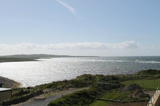 Doonbeg Lodge: View from Balcony
