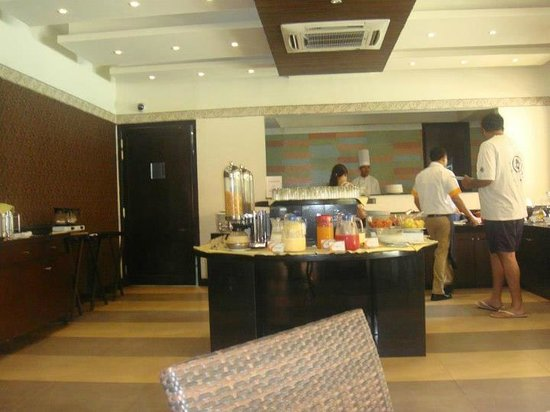 Citrus Goa : Buffet
