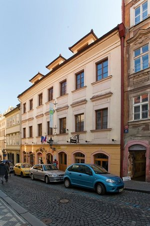 Photo of Hostel & Hotel Little Quarter Prague