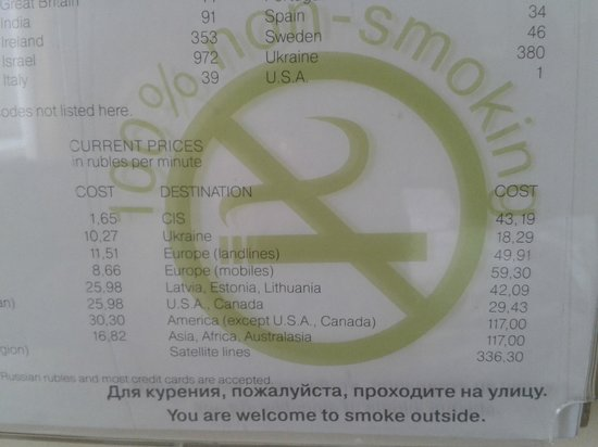Katerina Park Hotel: NON-SMOKING ROOMS