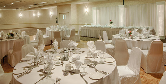 Quality Hotel & Suites Woodstock: Banquet Facilities