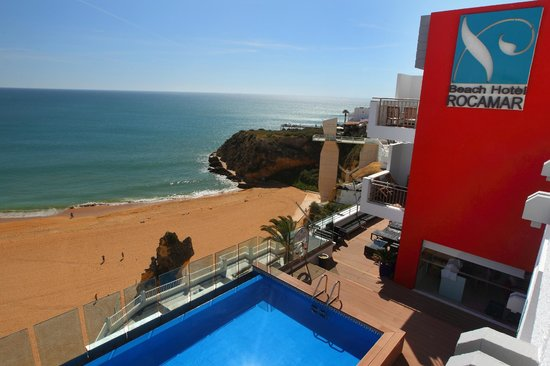 Photo of Hotel Rocamar Albufeira