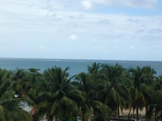 El San Juan Resort & Casino: The view from our room