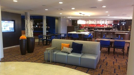 Courtyard by Marriott San Antonio North Stone Oak at Legacy: The Bistro