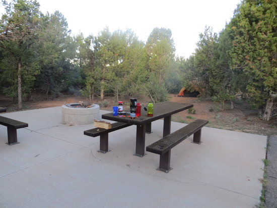 Devil's Canyon Campground