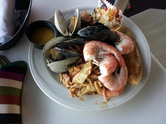 Yummy for my tummy picture of fish bones restaurant for Fish and bone restaurant