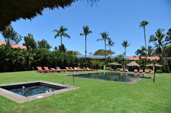 Outrigger Aina Nalu: Salt Water Pool