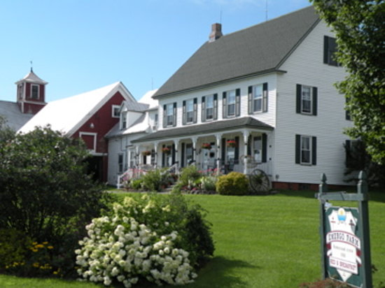 Danville, VT: Emergo Farm Bed & Breakfast