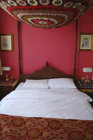 Marmara Guesthouse: our room