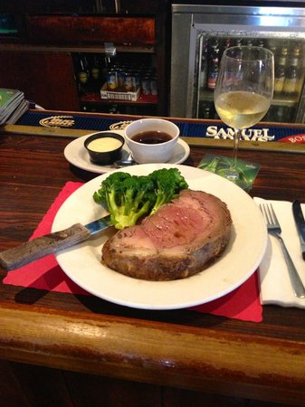 Prime rib could not be better ab g picture of for Asian cuisine allendale