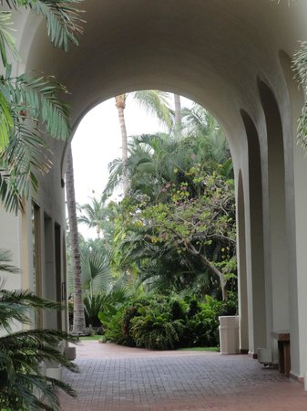 Velas Vallarta: beautiful grounds