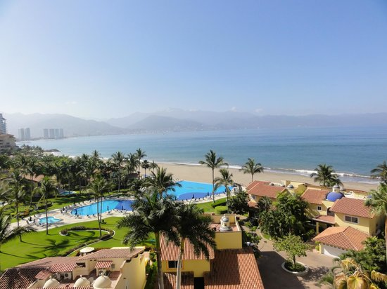 Velas Vallarta: The east view from the rooms