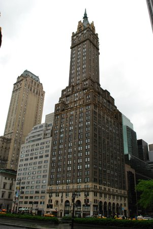 The Sherry-Netherland Hotel: View on Fifth Ave