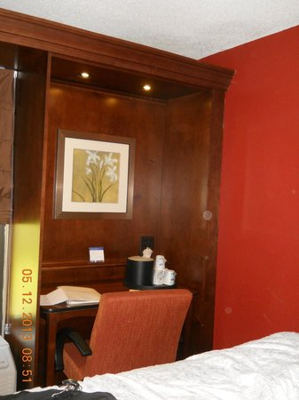 Hampton Inn Atlanta - Cumberland Mall / NW: Room 337
