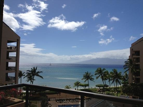 Sands of Kahana: ocean view