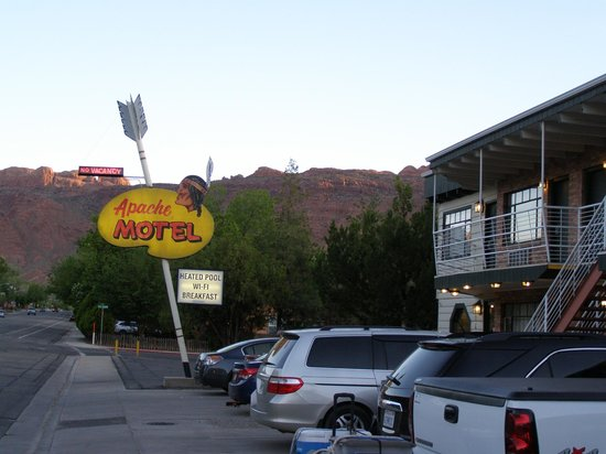 Apache Motel: It's an OLDIE, but not a GOODIE