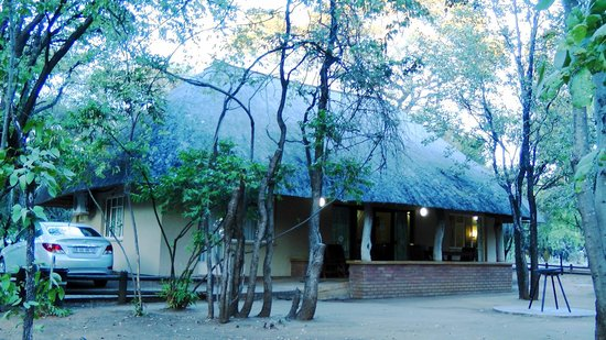 Letaba Rest Camp: Our guest House