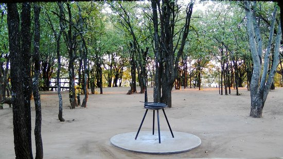 Letaba Rest Camp: The set up