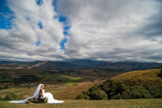 Drakensberg Region, South Africa: A wedding at Graceland