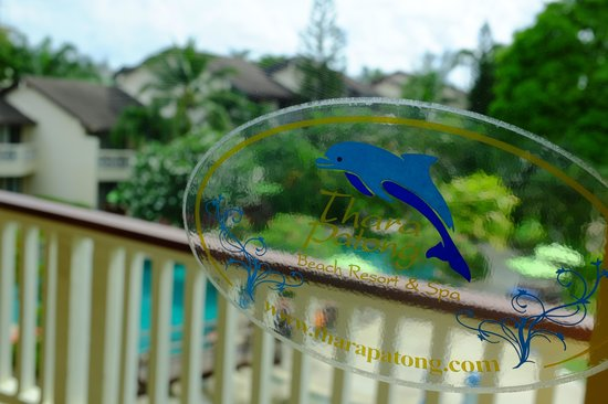Thara Patong Beach Resort & Spa: dolphine...