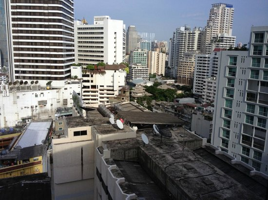 JW Marriott Hotel Bangkok: Room view 1