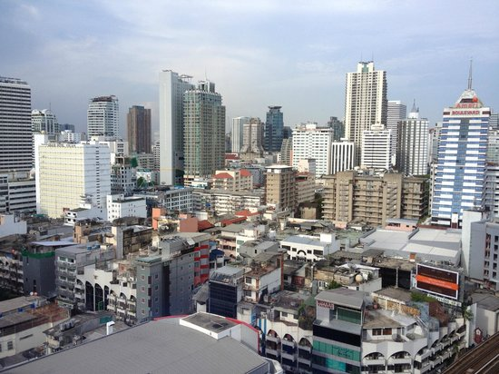 JW Marriott Hotel Bangkok: Room view 2