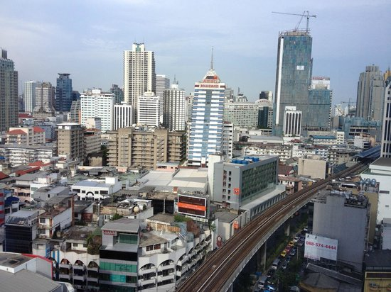 JW Marriott Hotel Bangkok: Room view 3