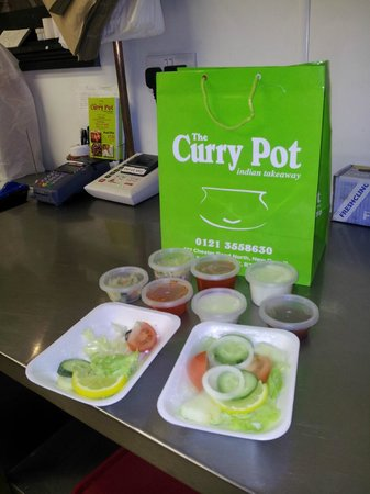 Best Food Delivery Sutton Coldfield
