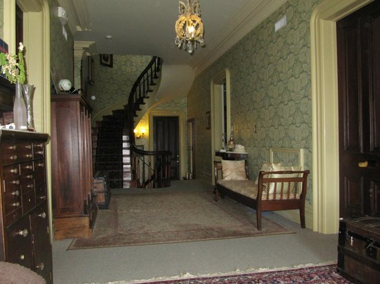 Garth Woodside Mansion Estate: 2nd floor