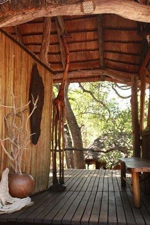 Off Beat Safaris & Bush Lodge