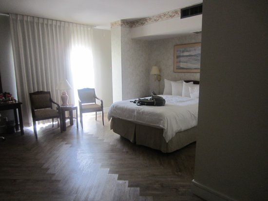 Hollywood Hotel: Chambre