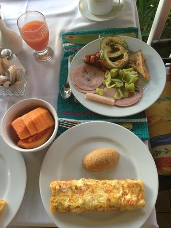 ‪‪VH Gran Ventana Beach Resort‬: breackfast‬