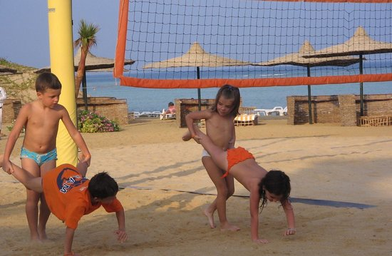 Blue Reef Red Sea Resort: Kids Corner