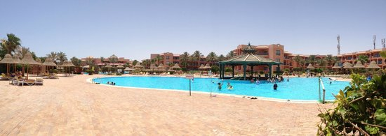 Park Inn by Radisson Sharm El Sheikh Resort: pool area