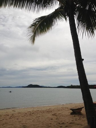 The Village Coconut Island: View from beachfront villa