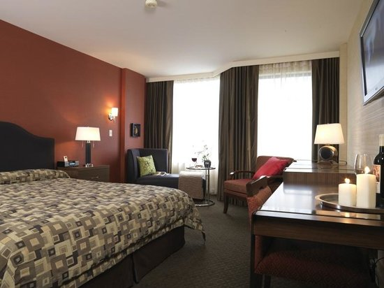 The Listel Hotel Vancouver: Standard Floor Room
