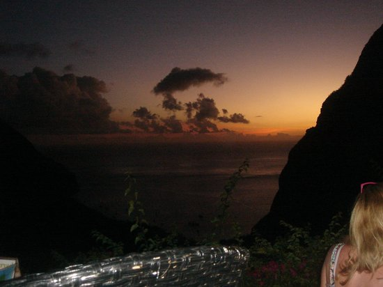 Ladera Resort: sensational sunsets